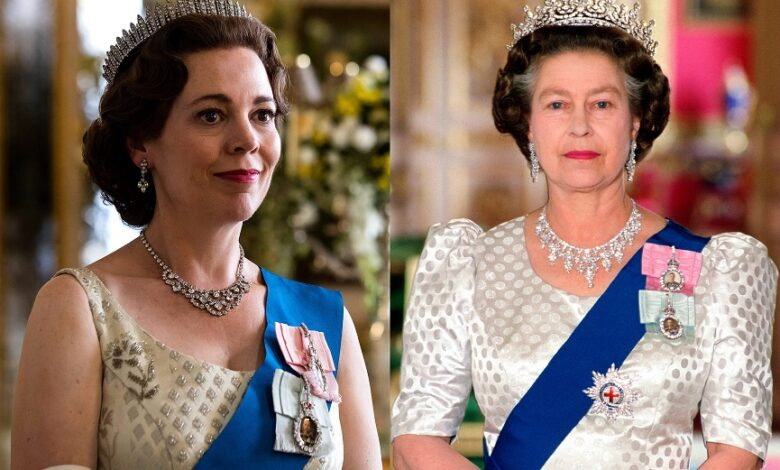 Serie 'The Crown' (Netflix)